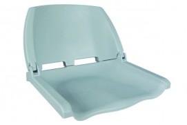 Кресло пластиковое простое