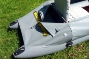 Каркасно-надувная байдарка STREAM 550